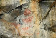 The Walls Tell a Story: Alison Sound's Pictographs