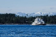 Ferry to Texada Island